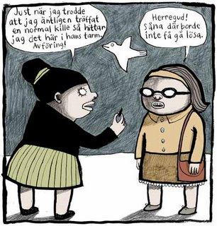 flickvän vill inte ligga Visby